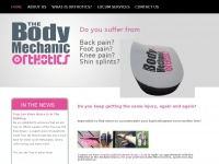 Thebodymechanic.co.uk