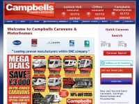 campbellscaravans.co.uk Thumbnail