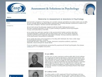 Assessmentandsolutionsinpsychology.co.uk