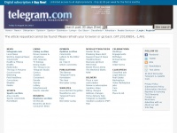 Anytimeads.com - Telegram.com - An edition of the Worcester Telegram & Gazette and Sunday Telegram