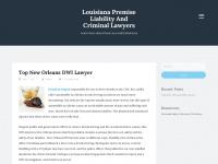 louisianapremisesliabilitylaw.com