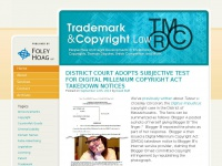 trademarkandcopyrightlawblog.com