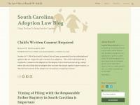 southcarolinaadoptionlaw.com