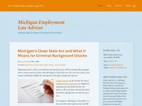 michiganemploymentlawadvisor.com