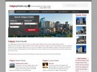 calgaryhotels.org Thumbnail