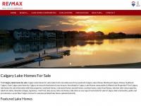 calgary-lake-homes.com