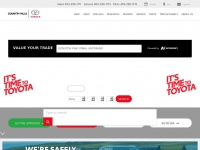 Toyota dealers Calgary & Scion & New & used Toyota cars near Airdrie