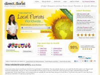direct2florist.co.za Thumbnail