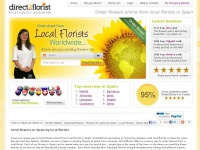 direct2florist.com.es Thumbnail