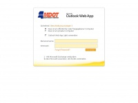 Mymail.mdot.state.ms.us - Microsoft Exchange - Outlook Web Access