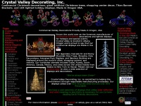 """Crystal Valley Decorating, Inc. """"The Christmas Company"""""""