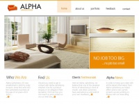 alphaupholstery.co.uk Thumbnail