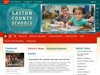 Gaston County Schools / Homepage