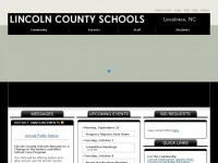 Lincoln County Schools - Homepage