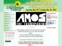Thedandelionfestival.ca