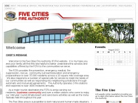 fivecitiesfireauthority.org Thumbnail