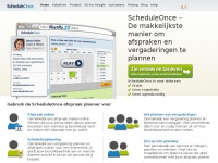 scheduleonce.nl