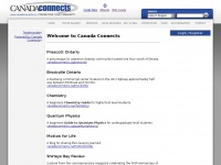 canadaconnects.ca Thumbnail