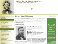 Thoreau-online.org