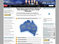Australiangovernmentgrants.org
