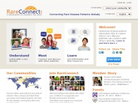 Connecting Rare Disease Patients Globally - RareConnect