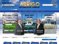 arrigoautomotivegroup.com
