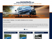 carcontacts-usedcarsreading.co.uk Thumbnail