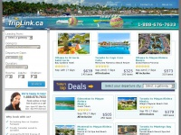 Triplink.ca - TripLink - Vacation Packages and Last Minute Deals