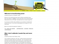 Transformingpower.ca