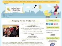 Calgary Moms Trade Fair ~ Business Trade Show ~ Baby ExpoCalgary Moms Trade Fair | The Trade Show Event for Calgary Moms, Moms to Be, Dads, Family and Baby!