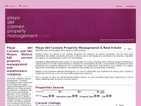 playadelcarmenpropertymanagement.com