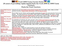 ford3000tractorparts.com