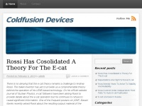coldfusiondevices.com