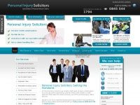 Personal-injury-solicitors-london.co.uk