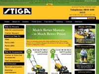 stigalawnmowers.co.uk
