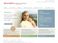 Jjpaf.org - Johnson & Johnson Patient Assistance Foundation, Inc.