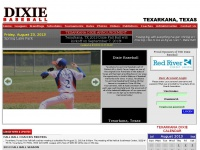 Texarkana, Texas Dixie Baseball