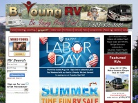 B Young RV | Motorhome and RV Dealership | byoungrv.com