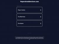papershredderstore.com