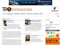 TravelResearchOnline | The voice of the travel agency community