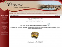 Winslow Unified - WUSD#1 Home
