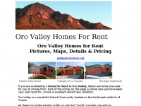 orovalleyhomesforrent.com