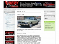 Chevy Classics Club - Official Chevy Classics Club & News Site