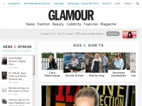 Celebrity Gossip, Fashion Trends, Hair & Beauty Tips (Glamour.com UK)