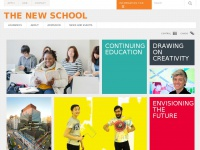 newschool.edu Thumbnail