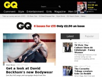 Men's Fashion & Style | Entertainment & Sports News | Girls |  - GQ.COM (UK)
