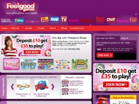 Feelgoodgames.co.uk - Free Online Games - Jigsaws, Puzzles, Mahjong, Solitaire and More - Feelgood games