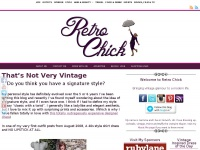 retrochick.co.uk Thumbnail