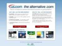 Register a .US.COM domain today!