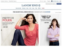 landsend.co.uk Thumbnail
